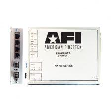 American Fibertek 6p Media Converter Series.